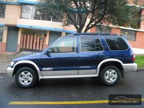 Kia Sportage 4x4 For Sale Used Kia Sportage 2 0 Lx 4x4 2003 Car For Sale In