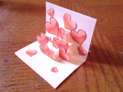 easy to make cards for easy and simple pop up card tutorial for beginners 2