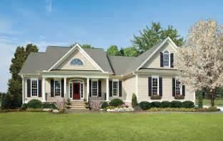 One Story Exterior House Plans » Ideas Home Design