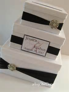 wedding gift card box wedding gift box card box money holder custom made