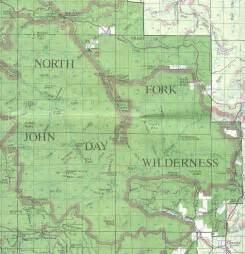oregon forest service road maps cascade ramblings cascader fork day river