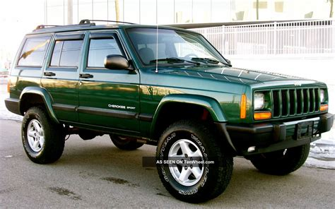 2001 jeep 4x4 sport 4 0 lifted quot service records