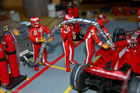 F1 Pit Stop The Collection modellismo f1 pit stop 1 20