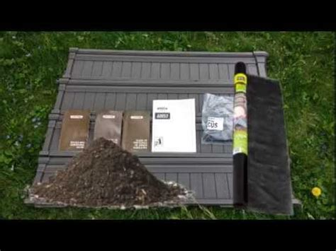lifetime raised garden bed lifetime raised garden bed review and assembly travel the world and experience