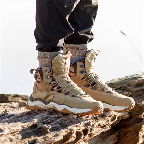best waterproof hiking boots for rax mid top waterproof leather hiking shoes