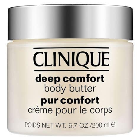 clinique deep comfort body butter clinique deep comfort body butter 200 ml 163 22 95