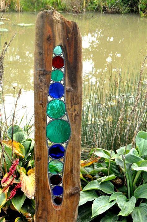 Glass Garden Diy 25 Best Ideas About Garden Sculptures On