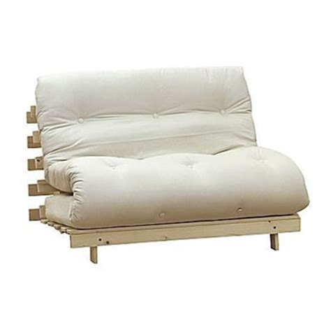 Futon Mattress Single Size by Single Futon Chair Bed Bristol Sofa Beds