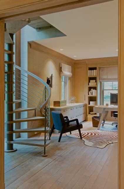 victorian style home office contemporary shingle style addition new canaan
