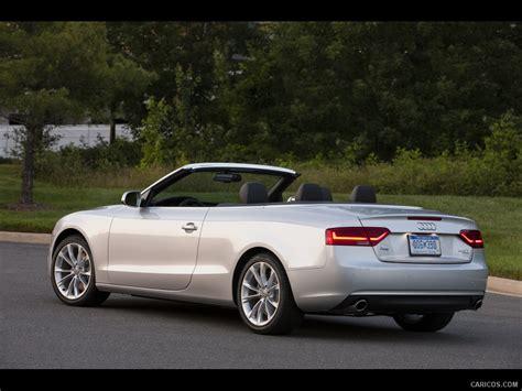 audi a5 versions audi a5 cabriolet us version 2013 rear hd wallpaper