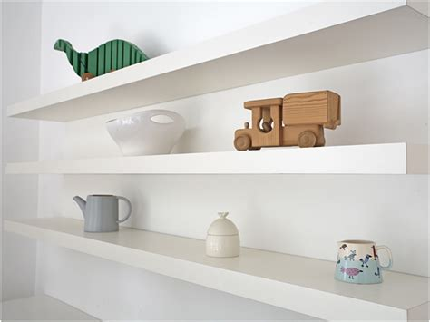 Where To Buy On A Shelf Canada by Floating Wall Shelves White White Floating Shelves