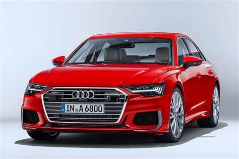 Audi A6 Bmw 5er by Neuer Audi A6 C8 2018 Und Bmw 5er Im Vergleich Auto
