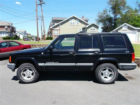 how petrol cars work 1999 jeep cherokee transmission control buy used 1999 jeep cherokee se sport utility 4 door 4 0l in easton pennsylvania united states