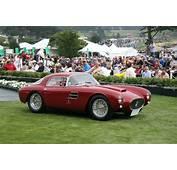 Maserati A6GCS/53 Pinin Farina Berlinetta  Chassis 2089