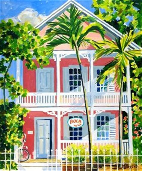 conch house key west 347 best images about art of the tropics on pinterest menu covers hibiscus and bird