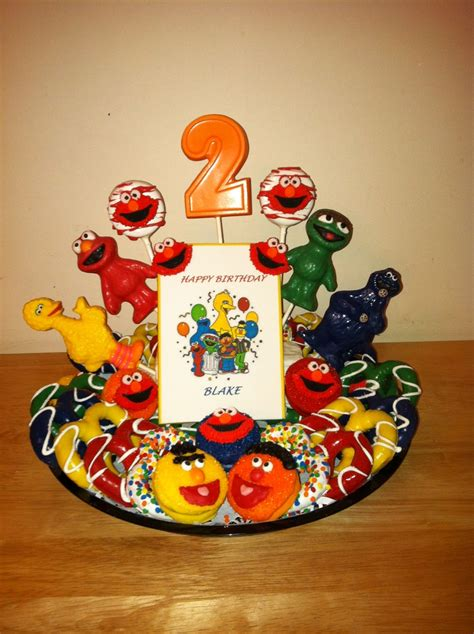 Sesame Decorations by 17 Best Images About Sesame Birthday On