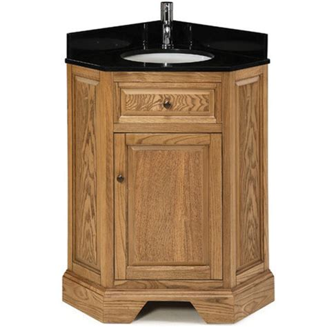corner bathroom vanity cabinets pegasus chesapeake 26 quot single corner bathroom vanity set