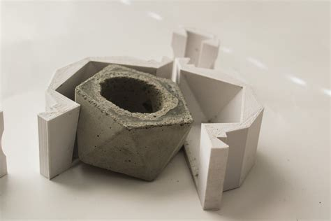 Concrete Planter Mold kitchen dining
