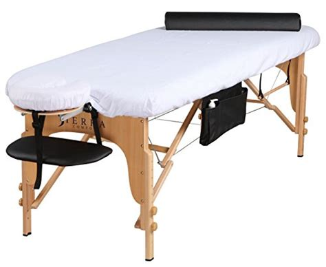 sierra comfort massage table reviews sierra comfort all inclusive portable massage table