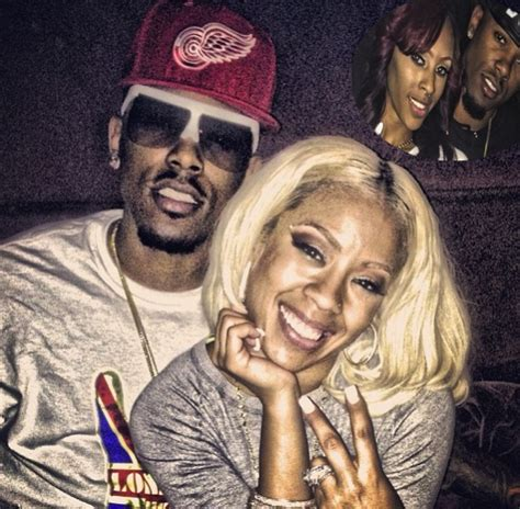 keyshia cole still with husband daniel gibson defends himself on social media