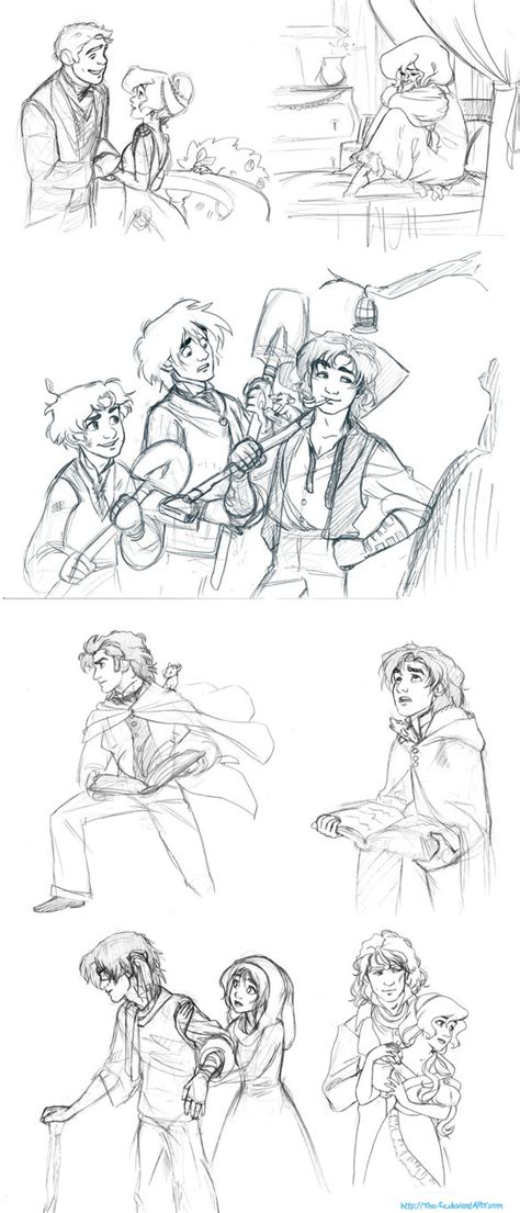 sketchbook story story sketches dump by the ez on deviantart