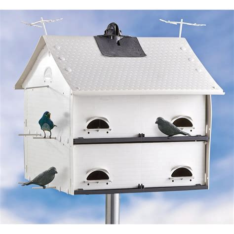 round mounting pole 176711 bird houses feeders at