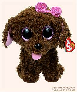 maddie medium ty beanie boos dog