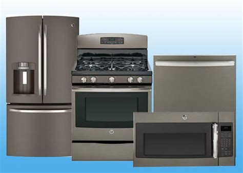 appliance colors appliance colors is slate the new stainless