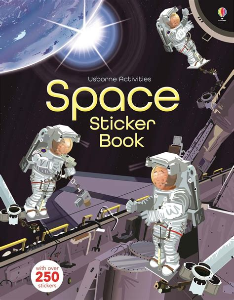 1409586782 astronomy and space sticker book space sticker book at usborne books at home
