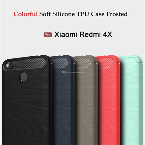 Redmi 5c Softcase for xiaomi mi 6 plus 5c 5x soft tpu for xiaomi redmi note 4 4x shockproof back cover phone