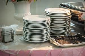 How To Set Buffet Table How To Set Up A Buffet 6 Steps With Pictures Wikihow