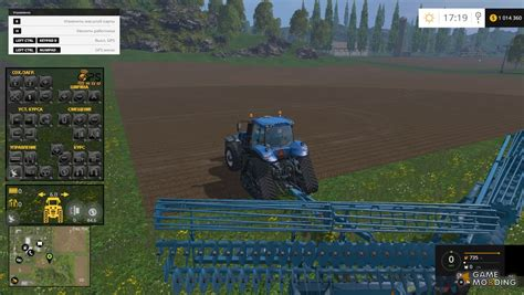 mod game farming simulator gps mod v 4 2 for farming simulator 2015