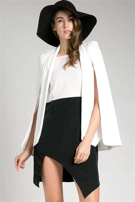 Cape Blazer Collection cape blazer by look boutique meet the modern and stylish