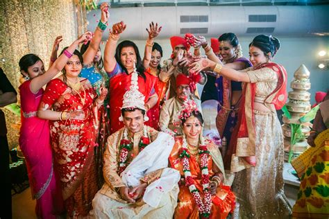Wedding Ceremony Photography by Bengali Wedding Photography Candidshutters