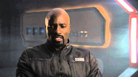 mike colter agent locke interview with mike colter agent locke from halo