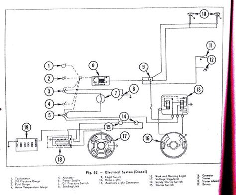 diagrams 690516 massey ferguson 165 wiring diagram