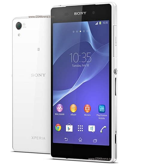 Hp Sony Xperia Warna Putih harga sony xperia z2 spesifikasi review terbaru april 2018