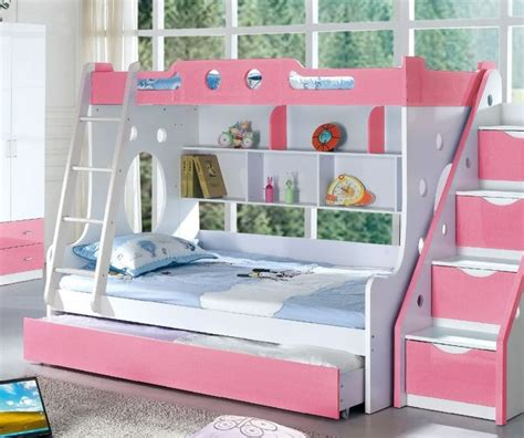 pink bunk bed 17 best ideas about bunk beds for girls on pinterest