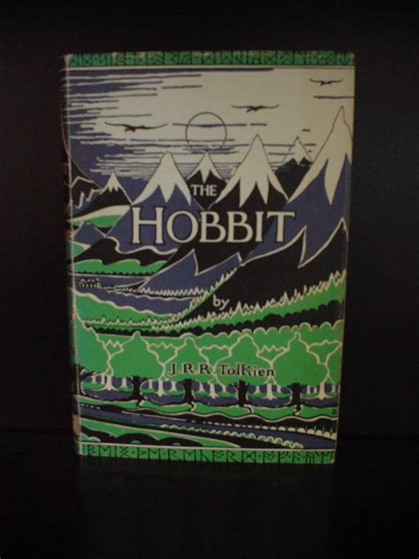 the hobbit picture book the hobbit by j r r tolkien