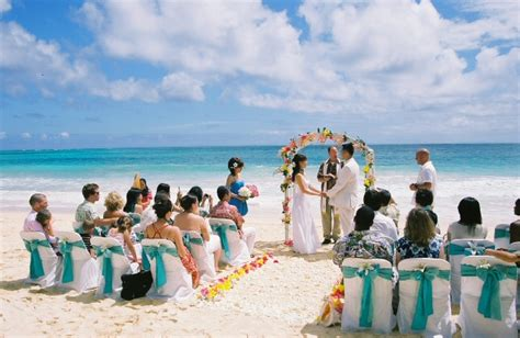 us destination weddings on a budget 海滩婚礼越来越受到欢迎 告别奢华 爱婚礼 iwedding my 马来西亚 malaysia 第一网上
