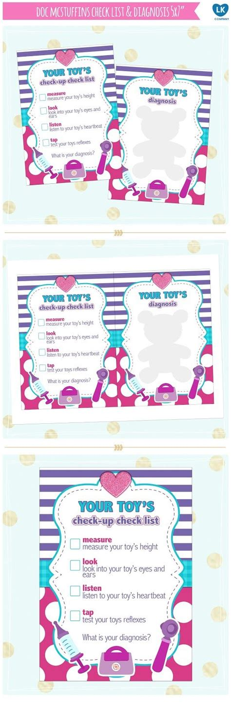 Doc Mcstuffins Worksheets by Luvibee Company Free Printables Free Birthday
