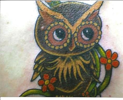 fallen owl tattoo pin by selena terranova on tattoos