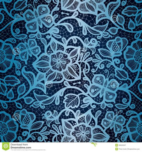 lace pattern background free download abstract seamless lace pattern with flowers and bu stock