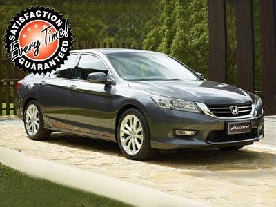 best honda accord (used) car leasing deals
