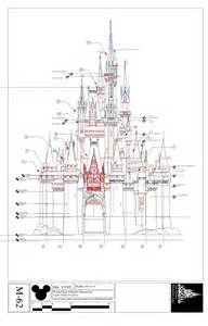 castle blueprint alfa img showing gt disneyland castle blueprints