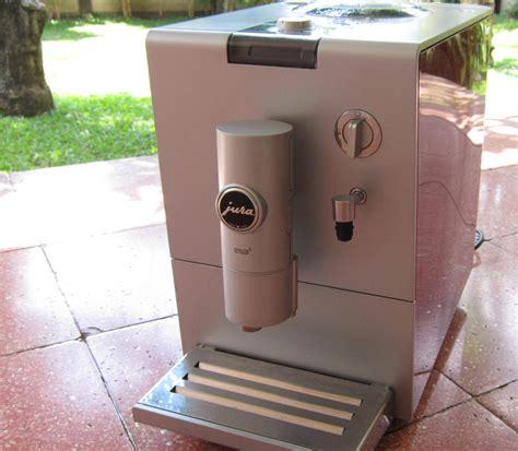 Mesin Kopi Jura mesin kopi jura ena 5 cherry sold garasi opa