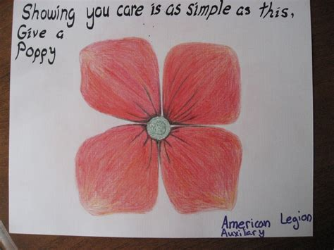poppy poster ideas 2012 2013 poppy poster contest american legion auxiliary poppies and poster