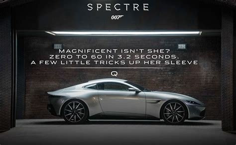 only one aston martin db10 spectre edition will go