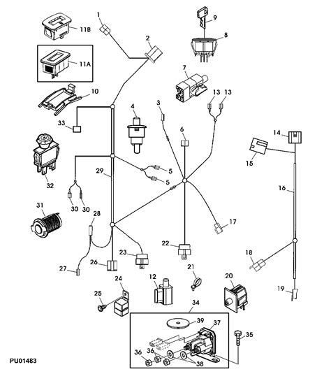 wiring diagram l100 deere safety circuit wiring get