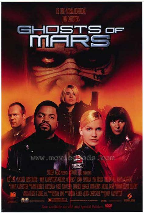 film ghost of mars ghosts of mars 2001 movie
